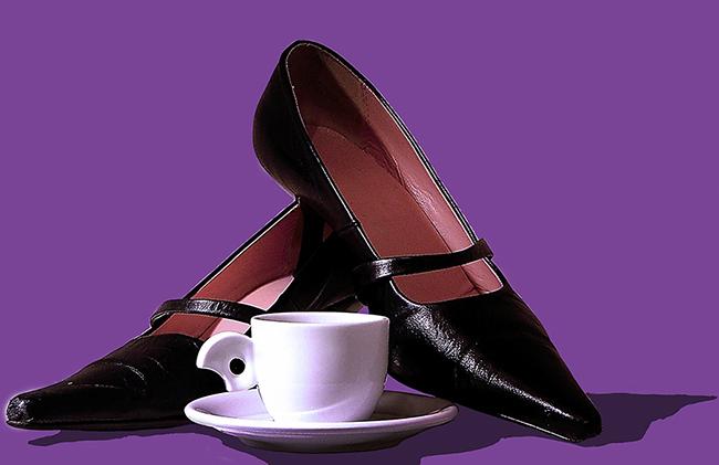 Espresso Purple